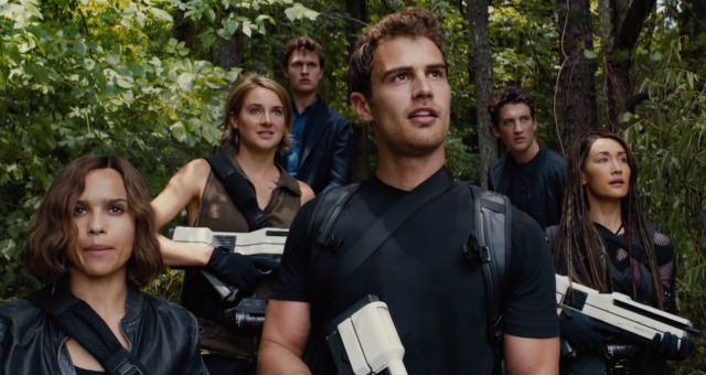 The Truth Lies Beyond In The Divergent Series: Allegiant New Trailer