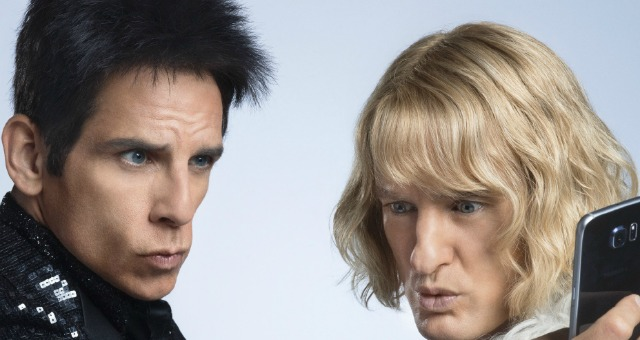Ridiculously Good-Looking Zoolander 2 Arrives Online