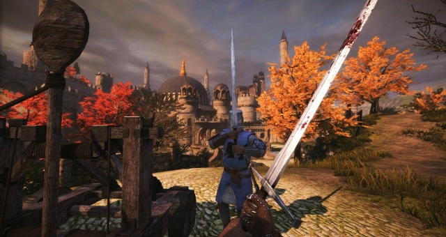 Chivalry: Medieval Warfare Ultimate Edition, Bundled With Four DLC Sets, Also Available Today