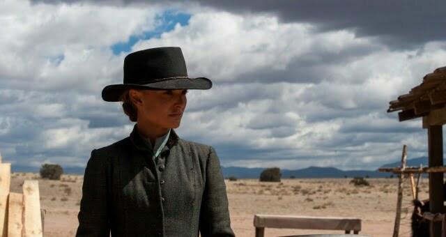 Natalie Portman is Gun-toting  Jane Got A Gun UK Trailer