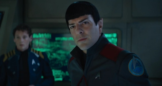 Star Trek Beyond  Zachary Quinto