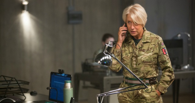 Helen Mirren Bombs Drones In Eye In The Sky International Trailer