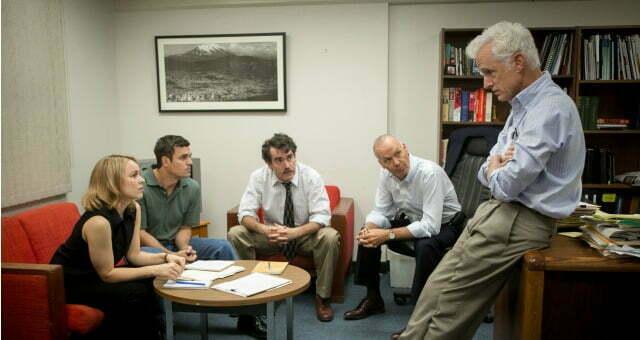 Film Review – Spotlight (2016)