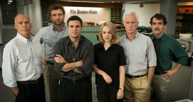 Watch New TV Spot For Oscar Nominated Spotlight