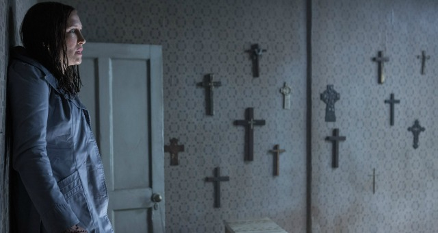 Experience Enfield In New The Conjuring 2  360° Video