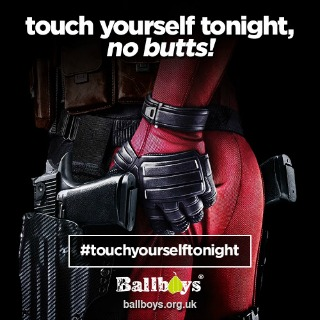 deadpool no butts