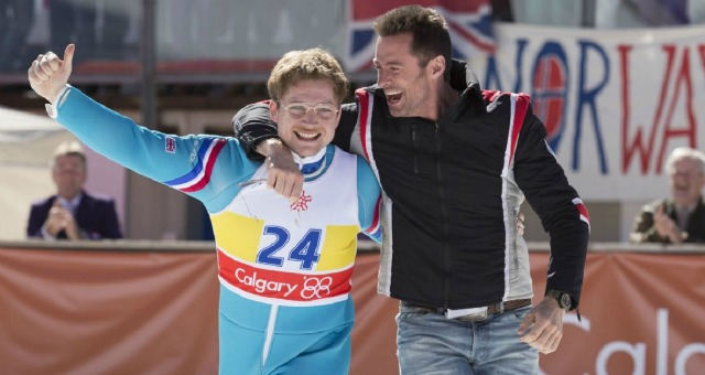 You're Eddie The Eagle! Here's Your First Clip