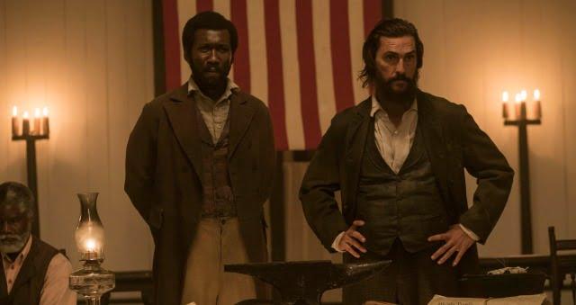 Win Free State Of Jones On Blu-ray Starring Matthew McConaughey
