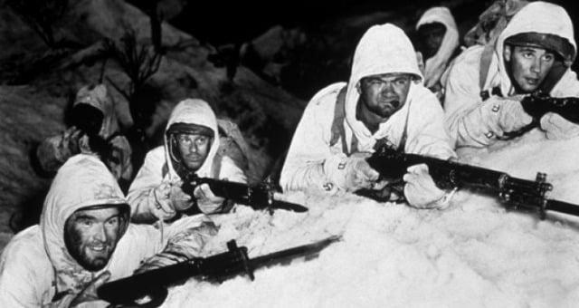 Blu-Ray Review – Fixed Bayonets! (1951)