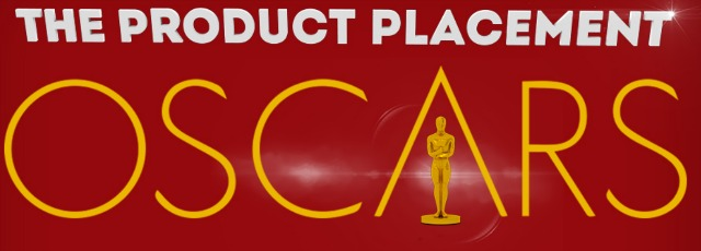 The Product Placement Oscars Infographic