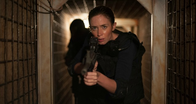 DVD Review – Sicario (2015)