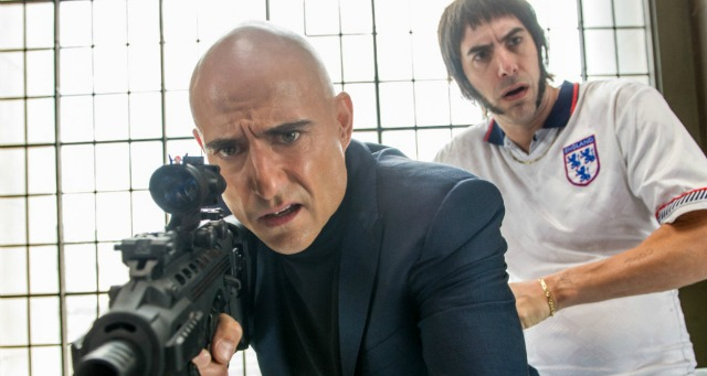 "Sacha Baron Cohen ""Pisses Himself"" In Grimsby Red Band Trailer"