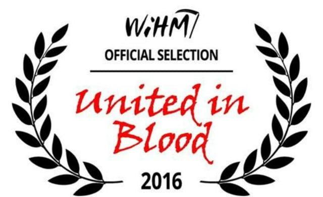 united in blood logo