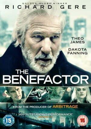 BENEFACTOR DVD