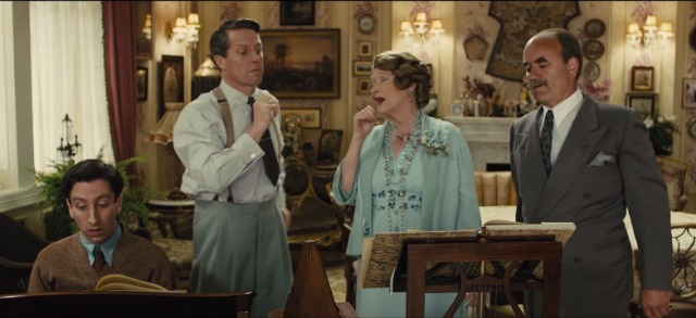 FLORENCE FOSTER JENKINS .