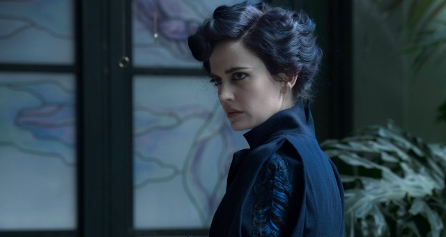 Miss Peregrine's Home for Peculiar Children Unleashes Motion Posters