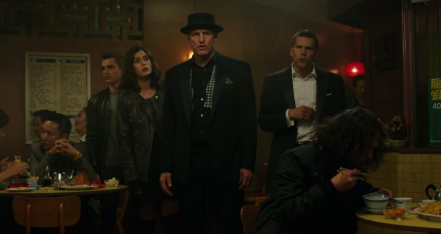 Good To Be Positive In Now You See Me New Trailer