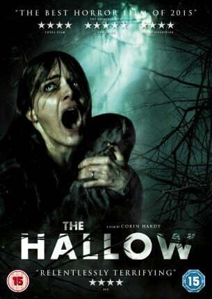 THE HALLOW DVD
