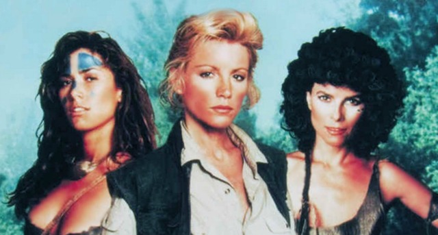 Blu-Ray Review – Cannibal Women in the Avocado Jungle of Death (1989)
