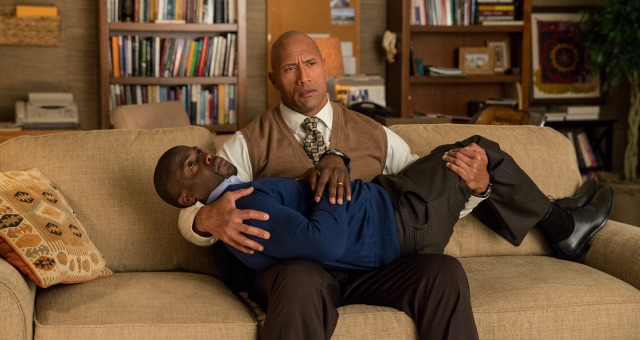 "Central Intelligence New Trailer ""Never Gonna Get It, Never, Never"""