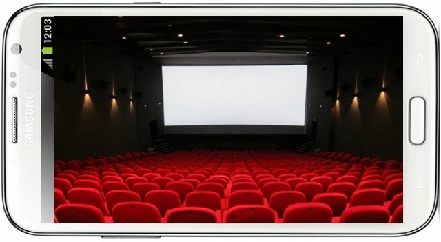Apps for the movies people