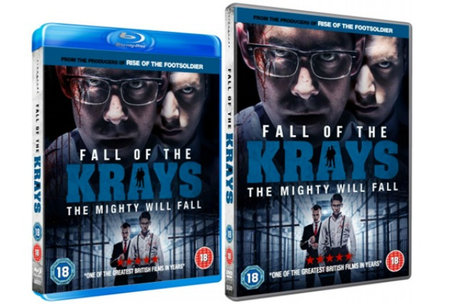 fall of the krays dvd