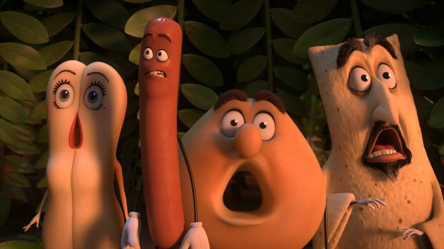 Sony Throw A Sausage Party , First Image Revealed