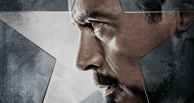Team Iron Man Takes A Stand In Captain America: Civil War Posters