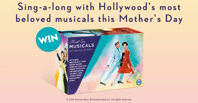 Win Must-See Musicals: 10 Film Collection