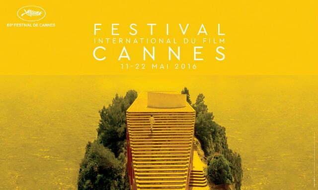 2016 Cannes Film Festival Poster