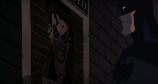 Blu-ray Review – Batman:The Killing Joke (2016)