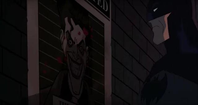 Batman: The Killing Joke Animated Trailer Lands Online