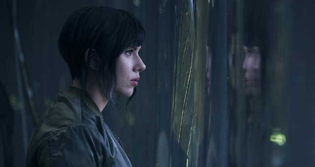 First Image of Scarlett Johansson As Ghost In The Shell Production Starts