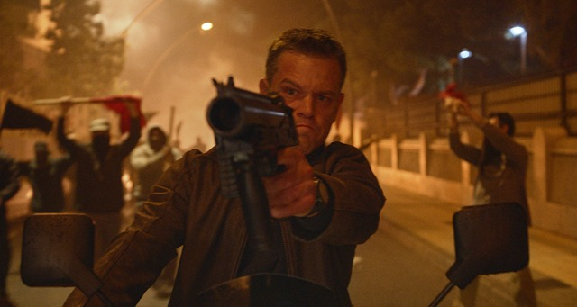 You Know His Name, This Is His Trailer…Jason Bourne
