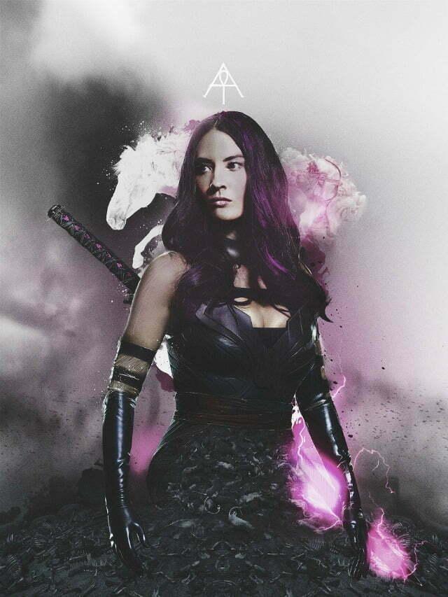 Psylocke 'Pestilence' X-Men