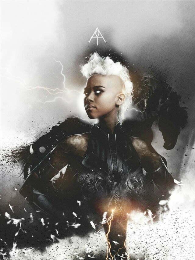 Storm 'Famine' X-Men