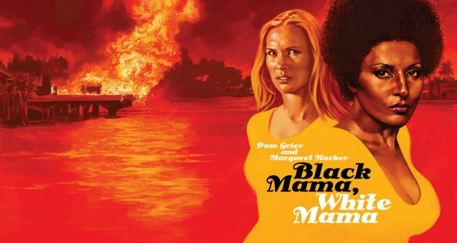 Blu-Ray Review – Black Mama White Mama (1973)