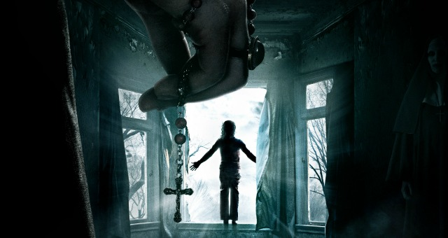 In New The Conjuring 2 Poster,Nothing Can protect You