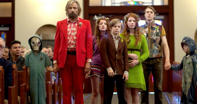 Viggo Mortensen Is The Daddy! Watch Captain Fantastic UK Trailer