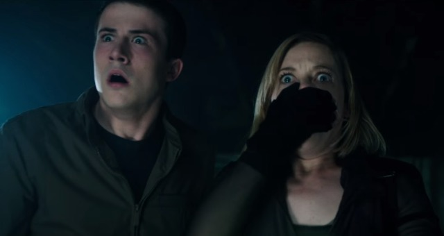 Don't Breathe UK Trailer The Hunter Become The Prey