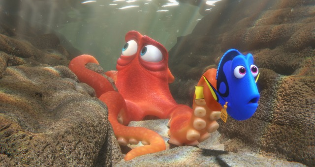 New Finding Dory UK Trailer Delivers More Fun Under The Sea