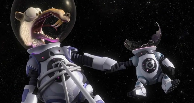 Extinction Looms In New Ice Age:Collision Course Trailer