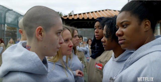 Dark Days Ahead In Orange Is The New Black Season 4 Trailer