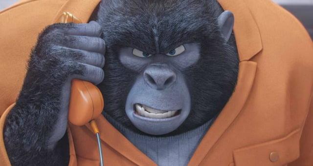 Animals Go Ga Ga In New Sing UK Trailer