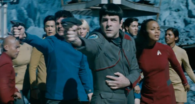 Star Trek Beyond Second Trailer Is Explosive, Action Packed, Epic!