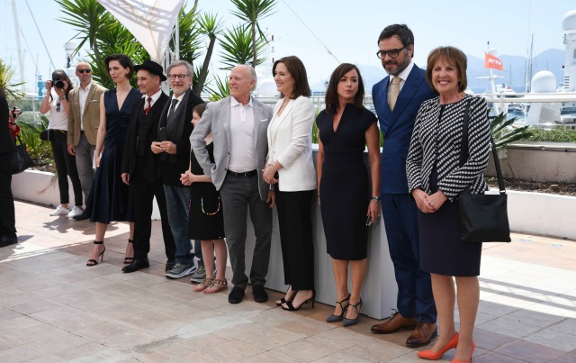 The BFG - Cannes 2016 Cast 1
