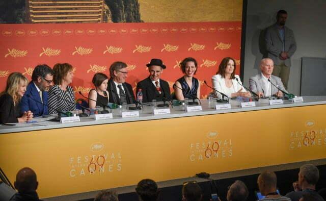 The BFG Press Cannes 2016