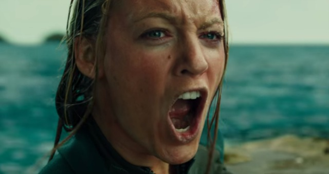 Death Stalks Blake Lively In The Shallow New Trailer