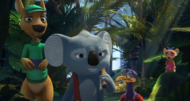 G'Day! Blinky Bill: The Movie Gets UK Trailer