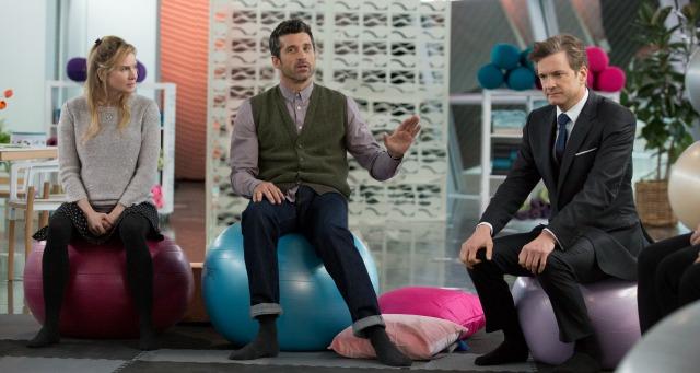 Bridget Jones's Baby New Trailer As Mr Darcy And McDreamy Battle
